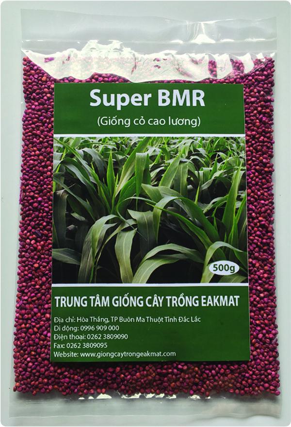 Bao bì giống cỏ cao lương Super Bmr