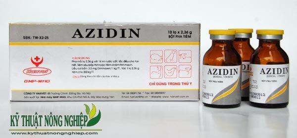 Thuốc Azidin