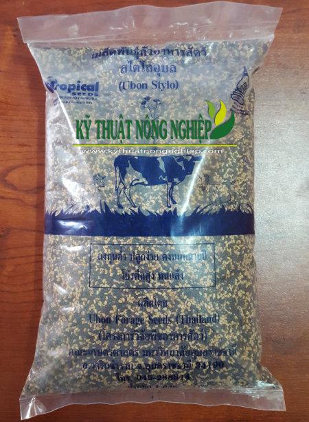 Bao bì 1kg giống cỏ Ubon Stylo