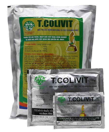Thuốc T.COLIVIT