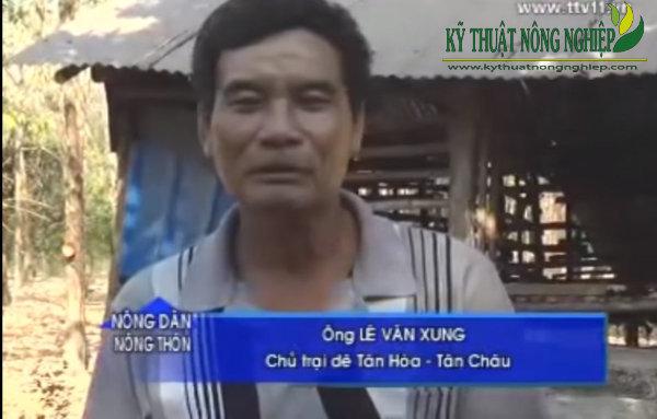 anh Lê Văn Xung