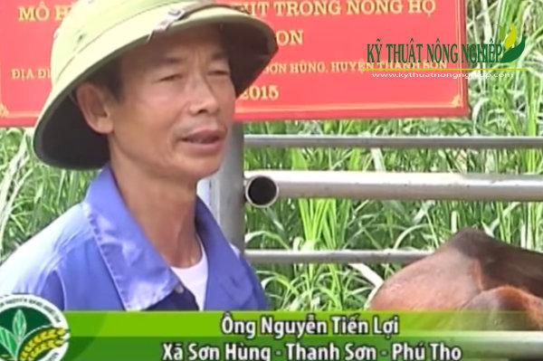 anh Nguyễn Tiến Lợi